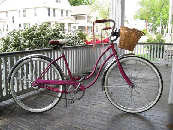 my cute bike
