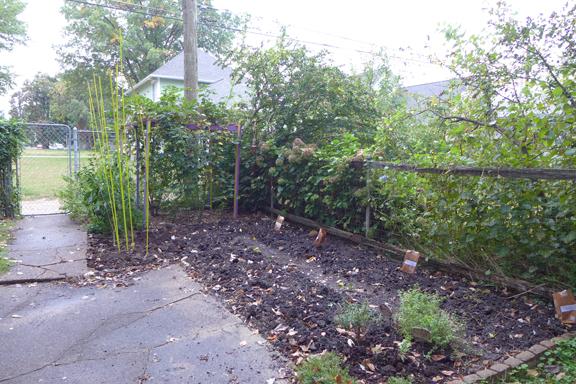 fall garden ready