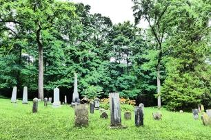 historic graveyard