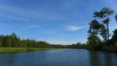Crooked River to Pickerel Lake