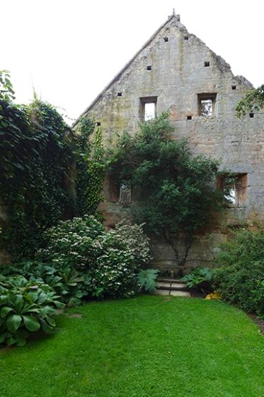 Tithe Barn Garden